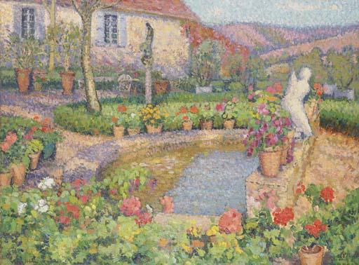 Henri martin - Mon jardin et ma maison ...